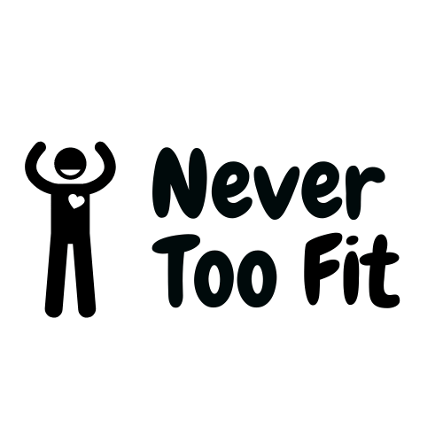 Never too Fit – everything about fitness
